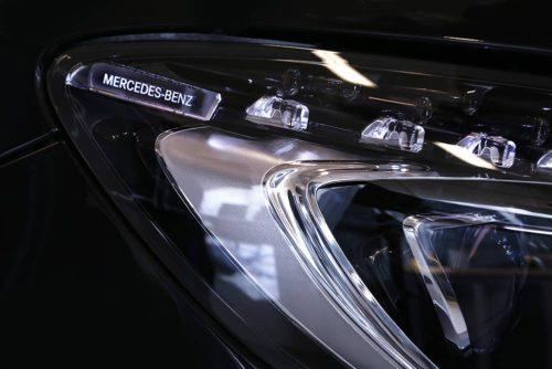 Lygte - Mercedes tilbehør